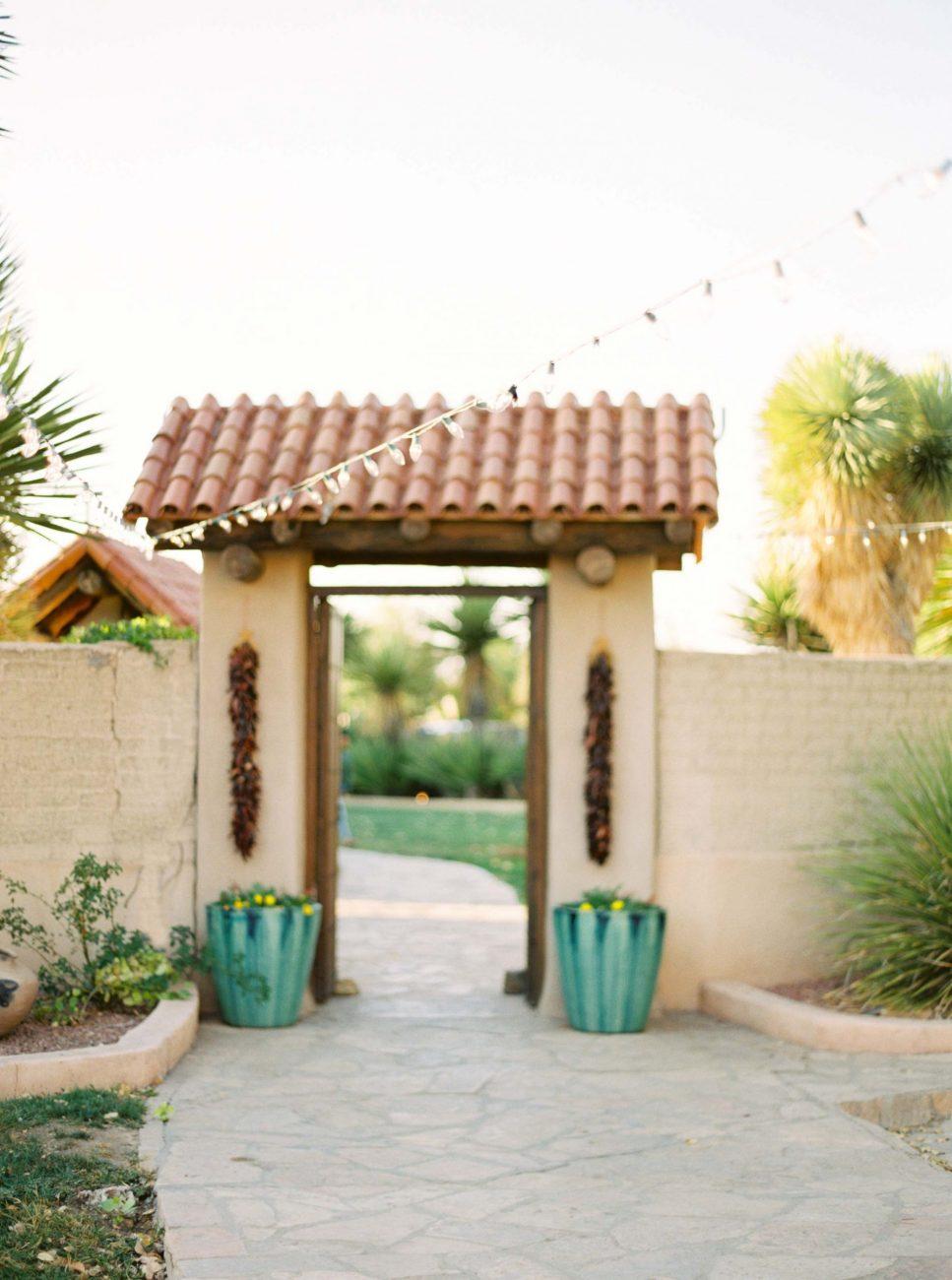 Gage Garden at Gage Hotel